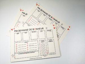 Semainier - bloc A5 - 02